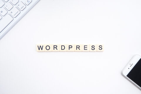 blog in wordpress